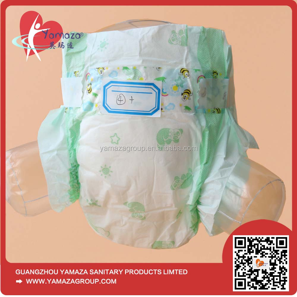 baby disposable diaper liner Eco hydrophilic nonwoven fabric for making diapers raw material baby disposable diaper liner