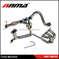 Supply auto exhaust systems for the car/steel pipes