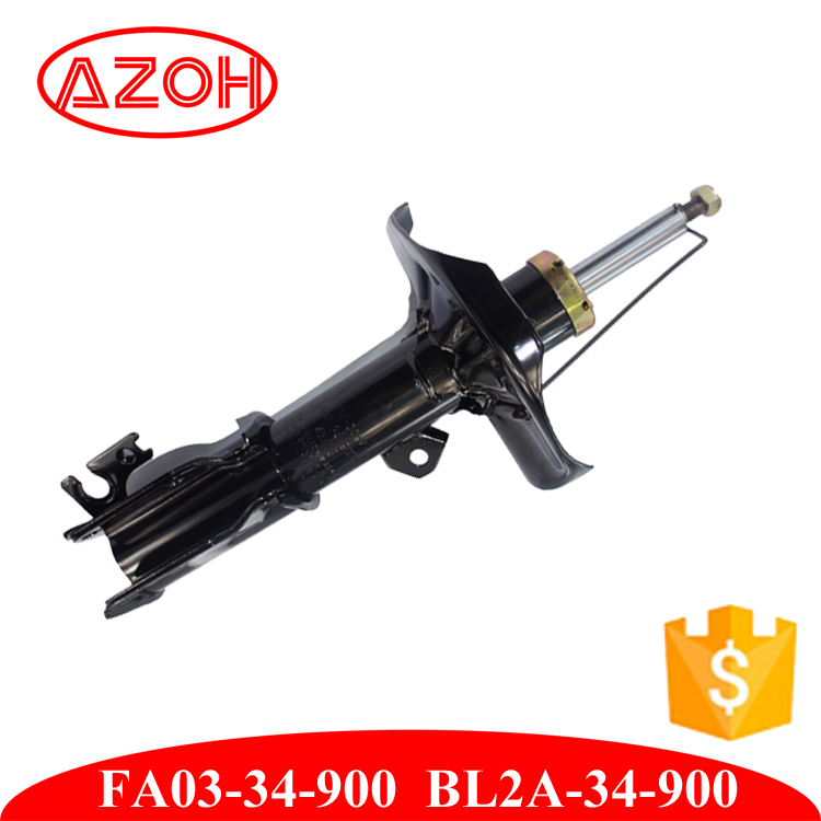 Durable suspension parts car front shock absorber BL2A-34-900 for mazda 323 BJ ,FA03-34-900 for mazda family 3