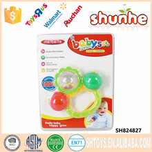 Wholesale baby rattle band bell toy set