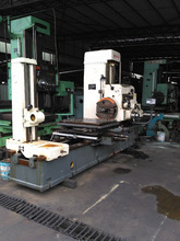 SHENYANG horizontal CNC boring and milling machine secondhand with 90mm spindle/ XYZ travel 900mm