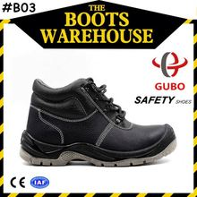 steel toed safety working boots uk