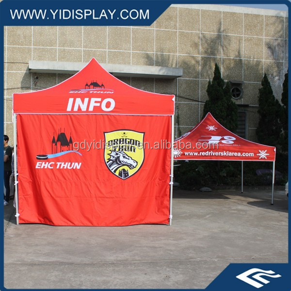 YIDISPLAY 4x4 pop up canopy
