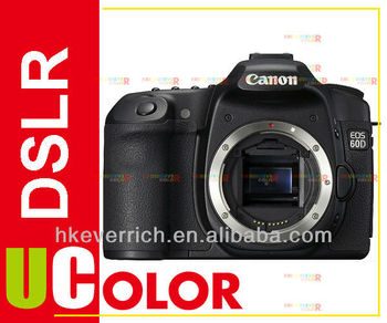 CANON EOS 60D Digital SLR camera Body Color Black