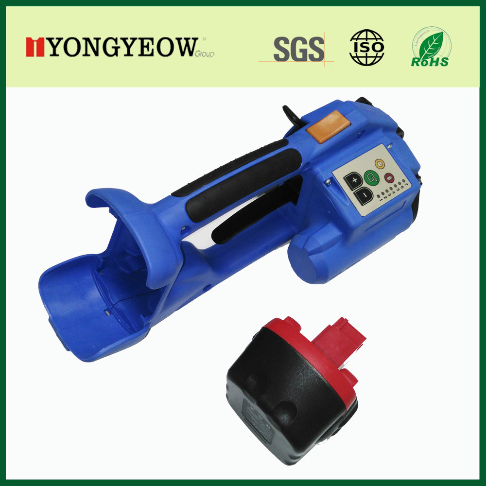 electric power handhold sealer battery strapping tool