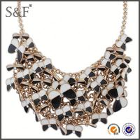 Cheap Prices!! Crystal Fashion New Design swarna mahal jewellers necklace wedding