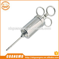 Flavor Injectors for Meat pork bbq injector recipes meat injector stainless steel