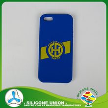 Different style silicone custom cell phone case