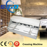 SG-470A paper creasing machinery crease machine