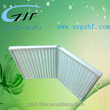 G4 non-woven fabric roll air intake filter media/Pre air filter