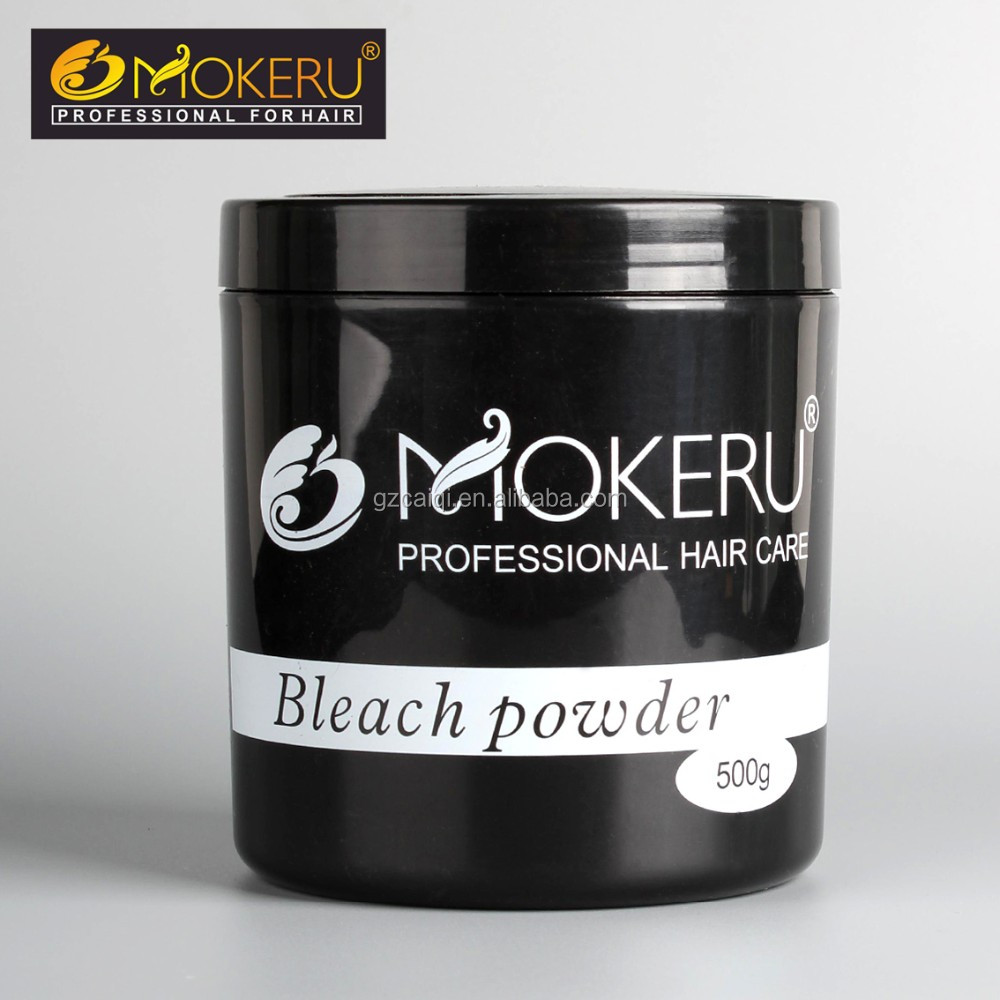 Mokeru Organic Hair Bleach Cream With Free Hair Bleach Samples