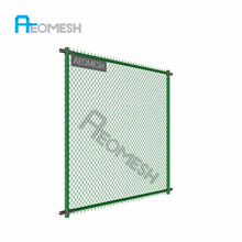 2018 China Hot Sale Chain Link Fence / PVC Coated Fence /Round Fence Post Caps