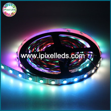 WS2811 WS2812B WS2813 Programmable dream color SMD5050 addressable rgb led strip