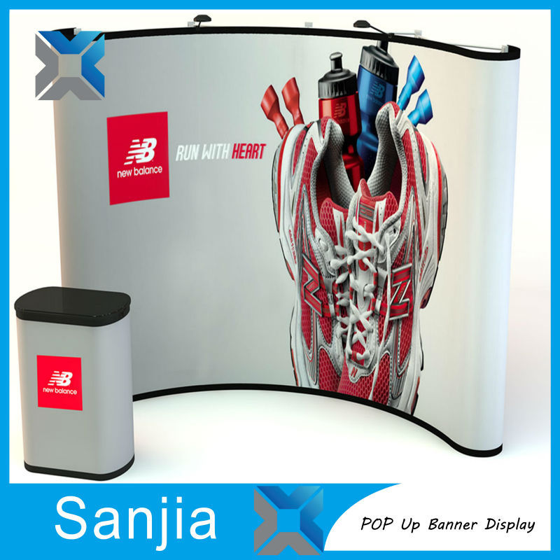 High Quality Advertising Pvc Display Rack Best Selling
