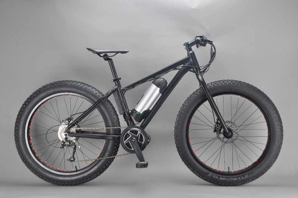 26 inch electric fat bike motorcycle chopper