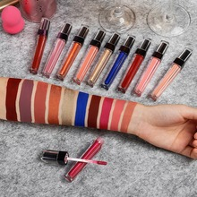 China supplier make your own brand high quality matte liquid Lip stick