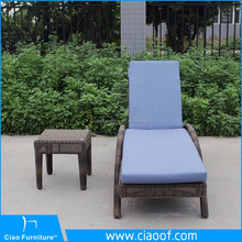 Good Quality Hot Sale Folding Outdoor Furniture Garden Sun Loungers