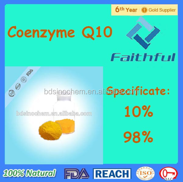 Antioxidant/ Ubiquinone/Coenzyme q10 injection/Supplementation/