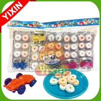 Whistle press candy baby toy car candy