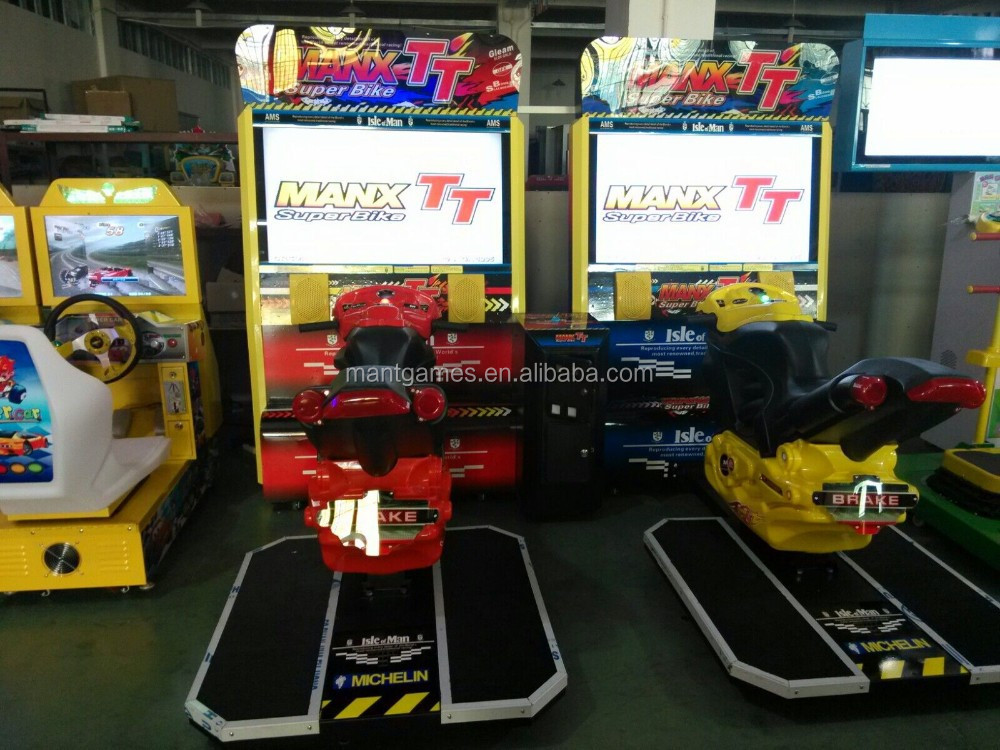 2015 popular arcade game machine motorcycle,speed motor racing car games,Electronic game machine for sale