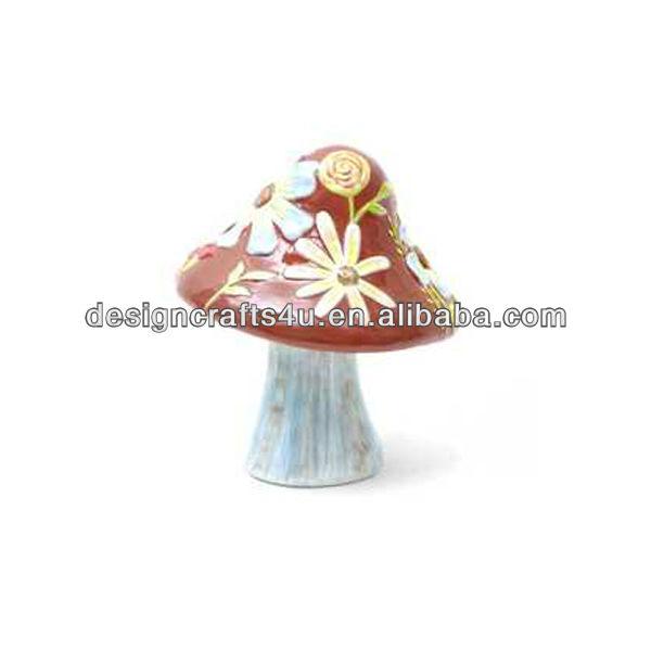 Resina decorativa jard n de setas artesan a resina for Jardin de setas