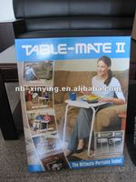 Hot selling Adjustable Plastic Computer Desk