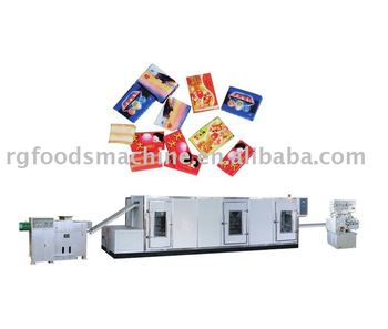JJT-II double-colour bubble gum production line,bubble gum machine,food machine