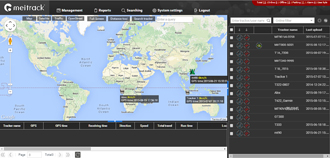 GPS Tracking Software Platform