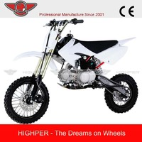 4 Stroke125CC Chines Cheap Gas-powered Dirt Bike Motorcycles (DB603)