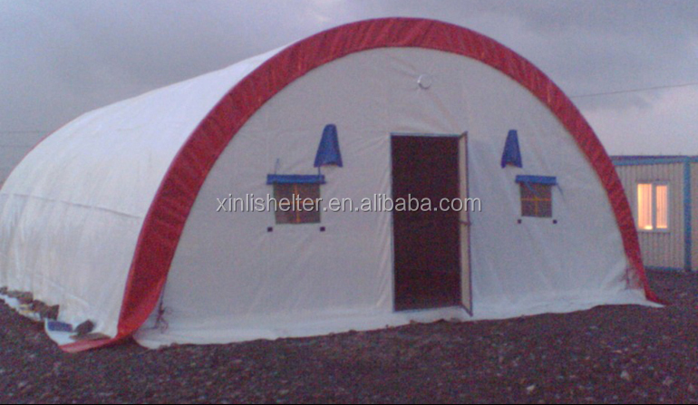 Metal Dome Garage : Steel structure space frame dome shed portable garage