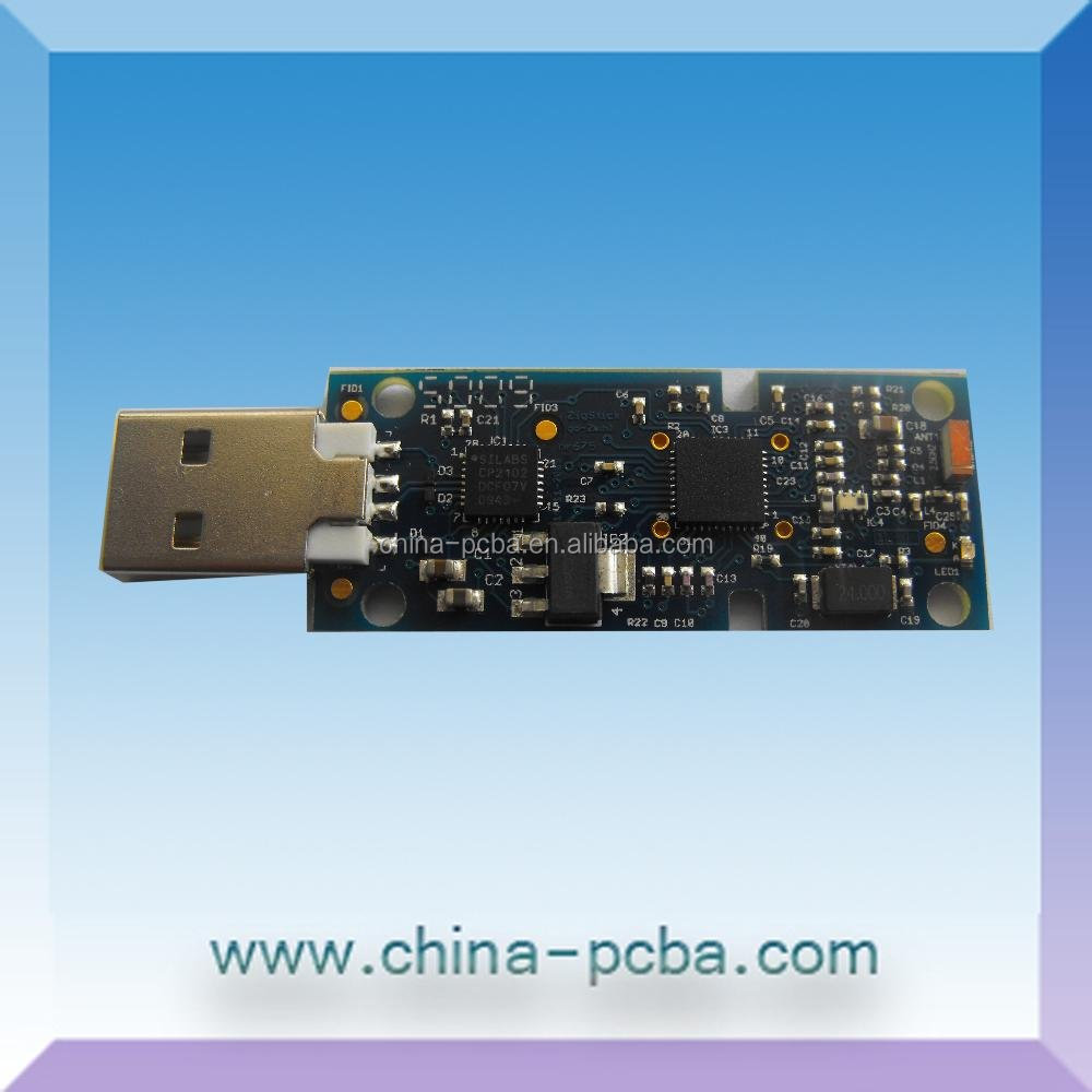 shenzhen latest technology Professional pcb&pcba double-sided pcb&pcba Manufacturer for portable mp3 fm transmitter