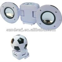 Computer Laptop Foldable Football mini Portable Speaker