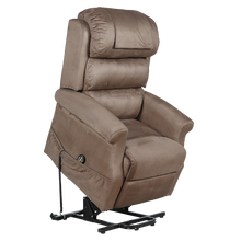 Italy Home Furniture Massage Vibration Electric Lift Chair Leather Lift Chair Recliner Sofa