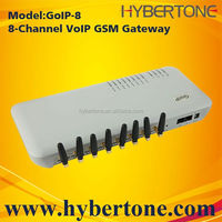 GOIP8 8 port voip interphone gateway
