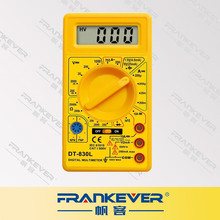 FRANKEVER DT830B multimeter with test lead probes digital multimeter