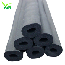 Pvc/nbr soft plastic closed cell rubber foam pipe/tube