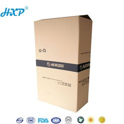 Corrugated Electronic Goods Packaging High Cardboard Shipping Box