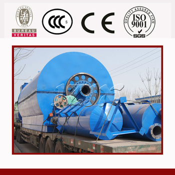 oil machinery/used tyre to oil retreading plant/waste plastic pyrolysis