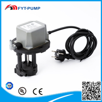 single stage AC centrifugal air condition micro vacuum water fish tank pump