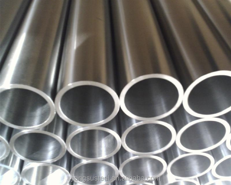 jiangsu steel 304 316l Stainless Steel Seamless / Welded Pipe Price (iso Certified Factory Direct Price )