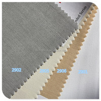 cotton blended series fabric for roller blinds