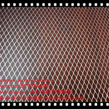 Sieve Screen Expanded Metal Mesh Flat Plate