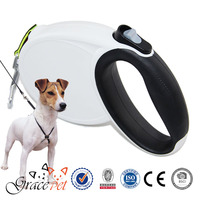 Flexible Retractable dog Leash/ Auto Leash Extending Walking Lead