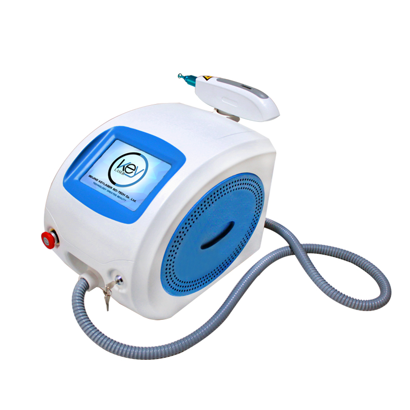2018 best <strong>Q</strong> Switched ND YAG Laser Tattoo Removal Beauty Equipment