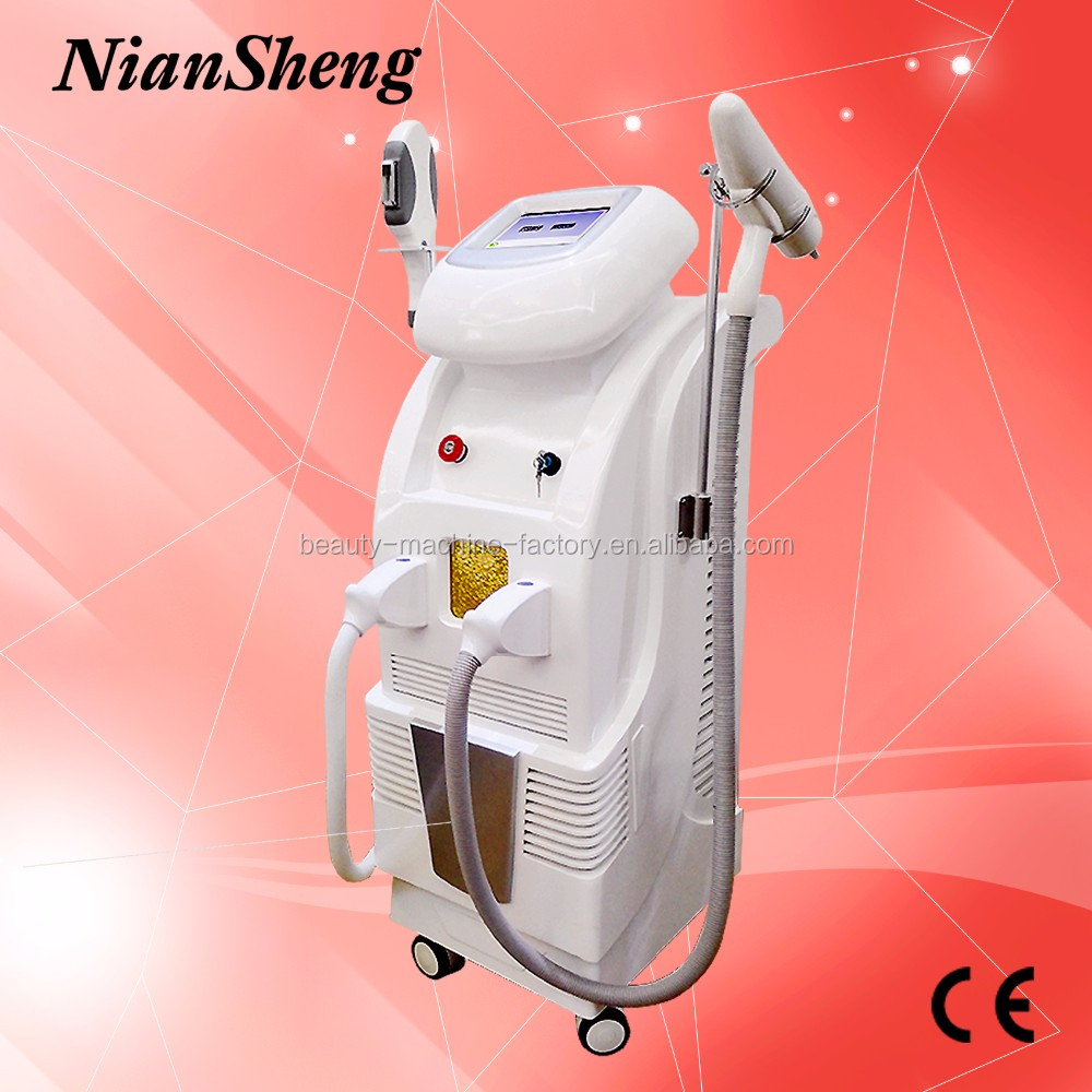 Professional wholesale price opt shr opt beauty equipment for sale