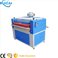 "LM24C 24"" Multi Rollers UV Coating Embossing Machine with CE"