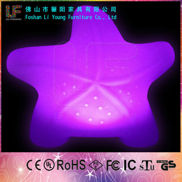 2015 Hot Sale Light Outdoor Festival LED Decorative Lighting Modern Star Shaped LED Decoration Lamps for Wedding Party Christmas