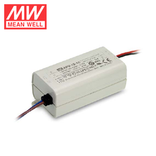 Meanwell 12W 5V 2A Led Driver Single Output Class 2 IP42 APV-12-5 Constant Voltage AC-DC Power Supply