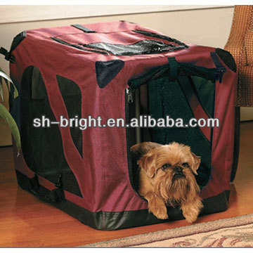 New Collapsible Dog Transport Kennel Pet Soft Crate