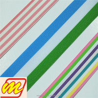 2015 hot sell of customized celebrate polyester ribbon